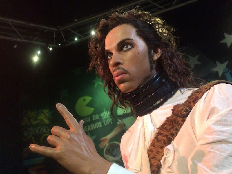 image -madame tussauds nyc wax museum prince