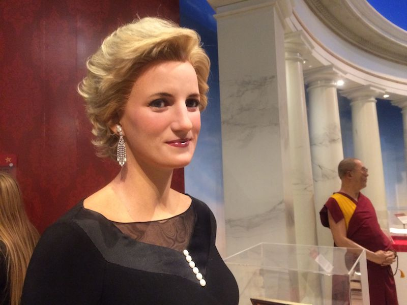 image -madame tussauds nyc wax museum princess diana