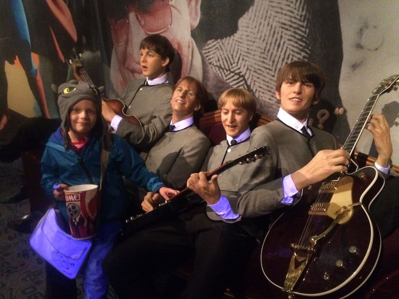 image -madame tussauds nyc wax museum the beatles