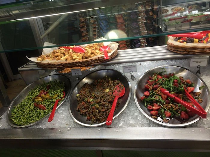 image - speedy's NYC Restaurant salads