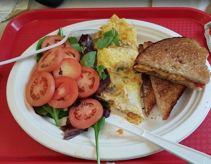image - speedy's NYC Restaurant toasted sandwich