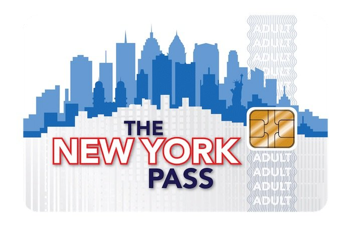 image - the new york pass card