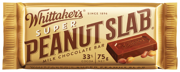 whittakers peanut slab