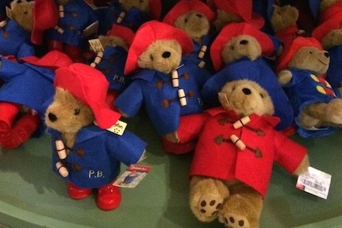 20. S london shopping paddington bear 500