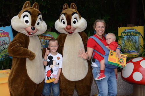 9. S disney tips and tricks chip and dale 500