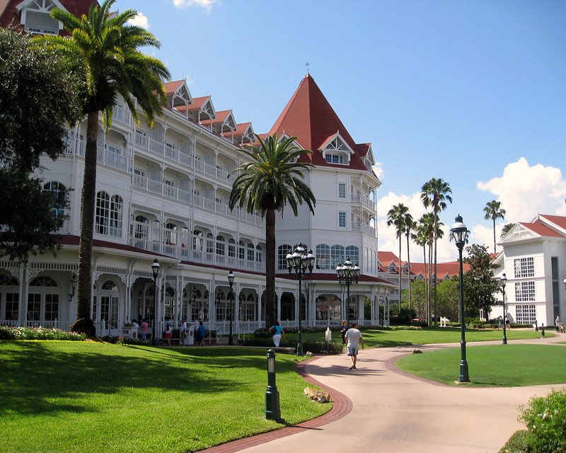 Disney's Grand Floridian Resort & Spa WDW by Jared
