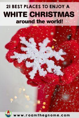 PIN 21 white christmas destinations