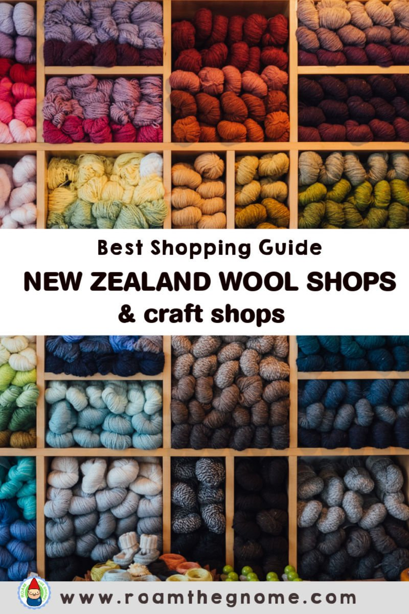 PIN best new zealand wool shops auckland