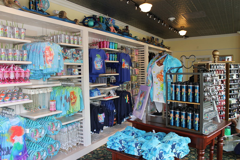 best disney gifts - embarcadero gift shop pic