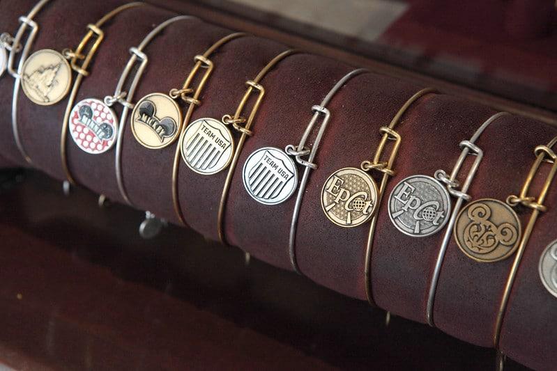 best disney souvenirs - alex and ani bracelets pic