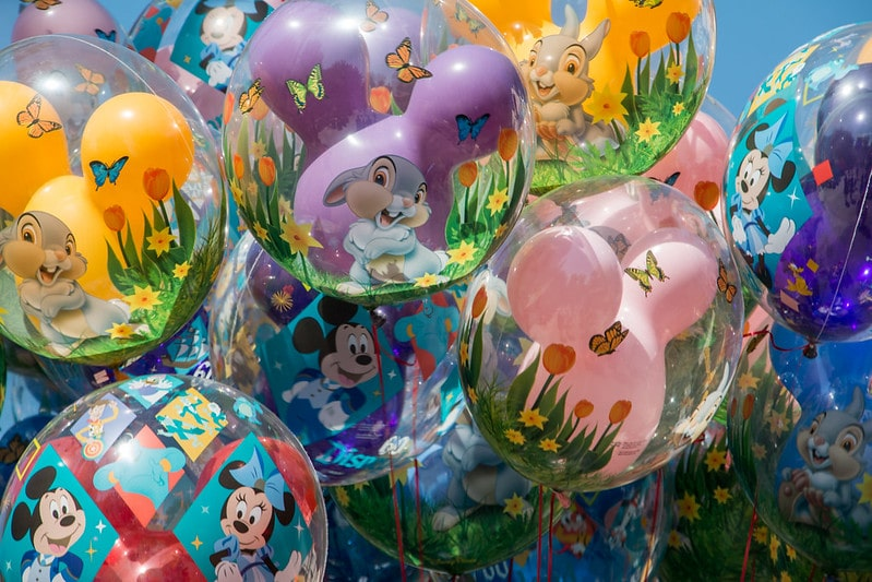 best disney souvenirs - balloons