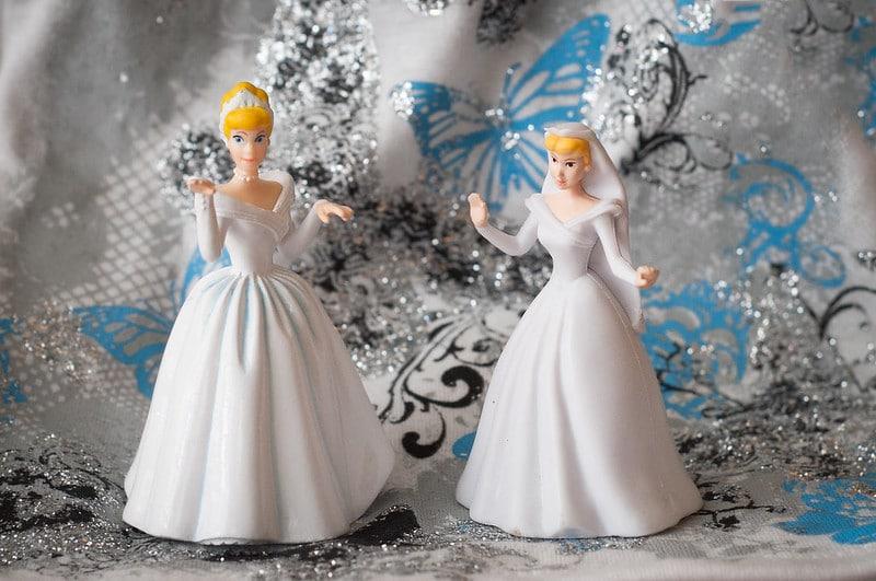 best disney souvenirs - cinderella ornament figurine pic