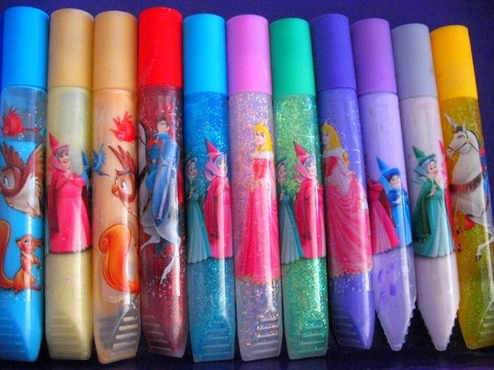 best disney souvenirs - glue pens pic