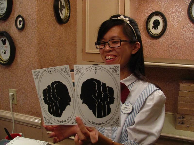 best disney souvenirs - silhouette shop