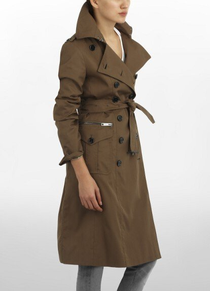 burberry trench coat by atomtetsuwan
