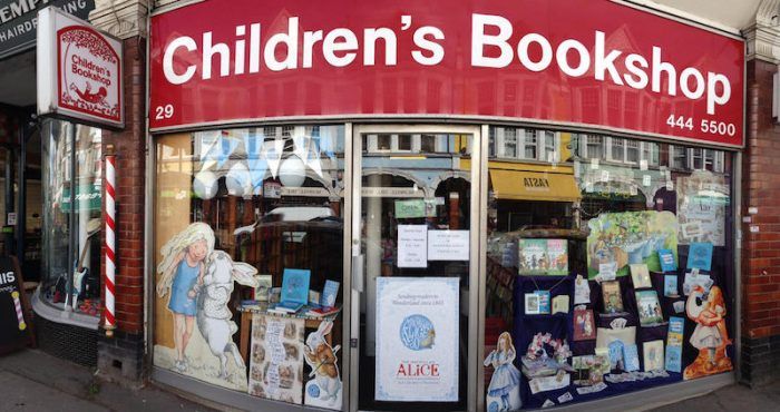 childrens bookshop london