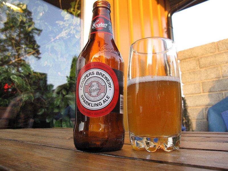 coopers australian beer by bernt rostad