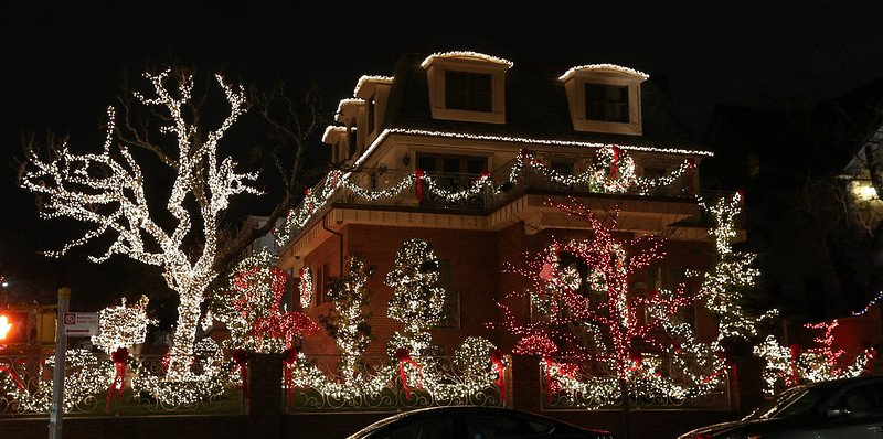 dyker heights christmas lights pic by richie s