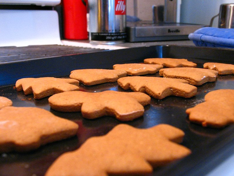 gingerbread cookies by jean pierre g