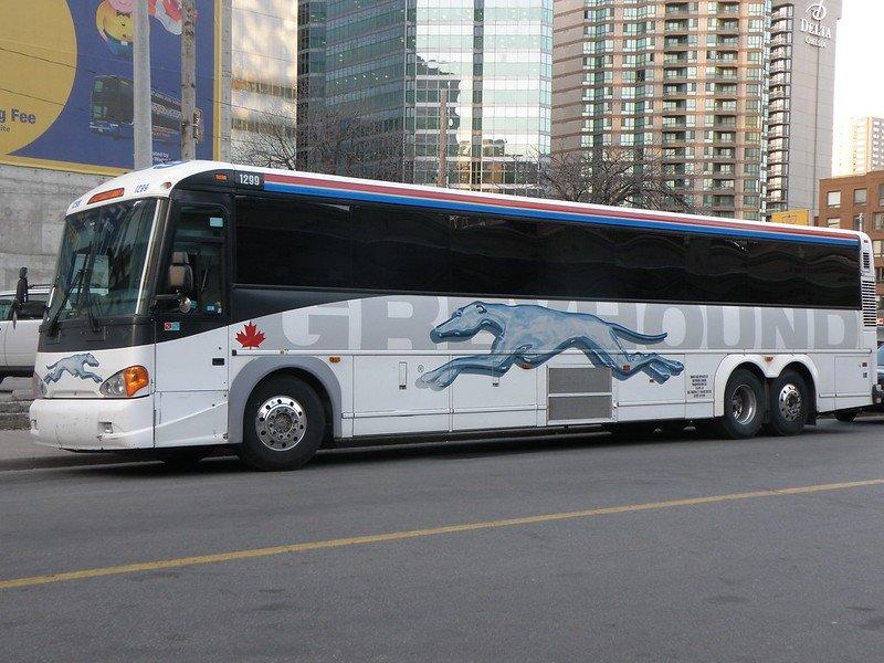 greyhouse bus travel canada by frank deanrdo