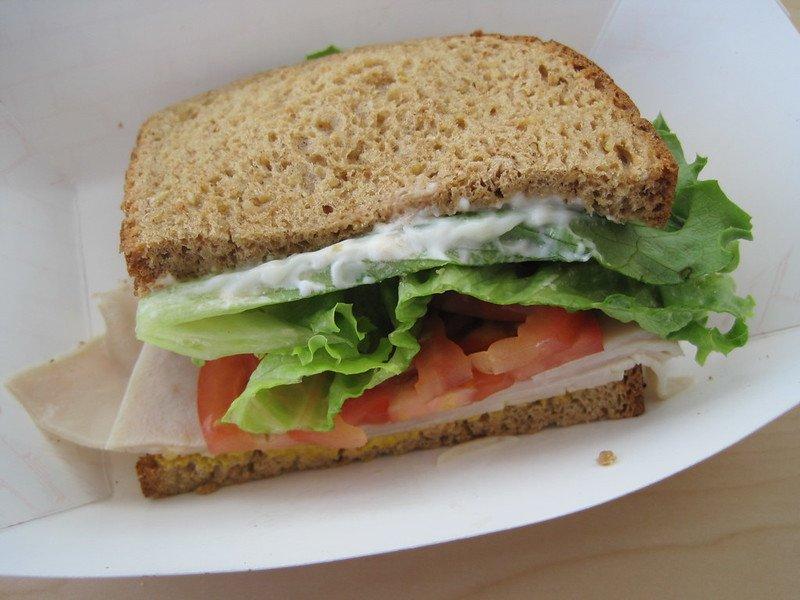 ham salad sandwich by jwalsh