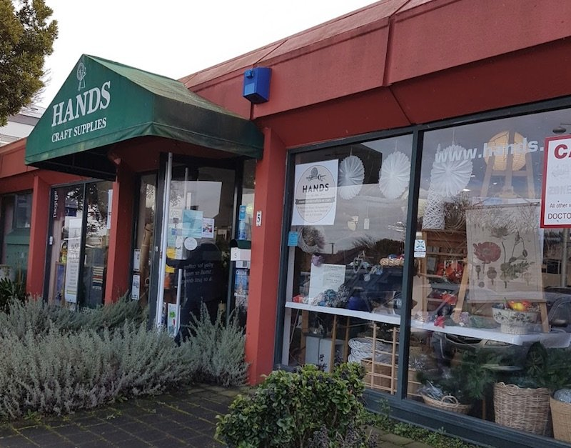 hands craft store christchurch nz by michelle a via gm