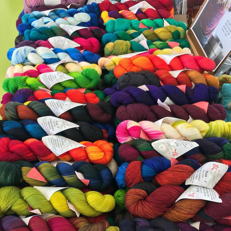 holland road yarn company wool pic