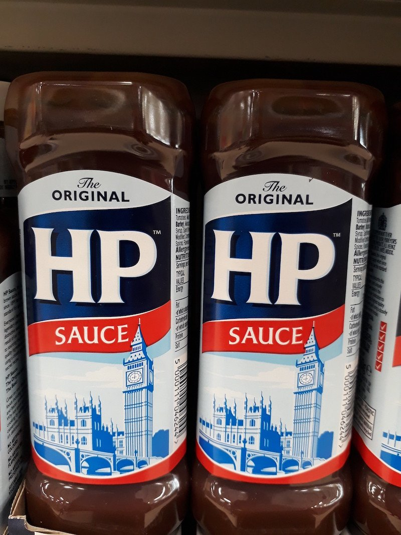 hp sauce brown sauce by iain cameron flickr