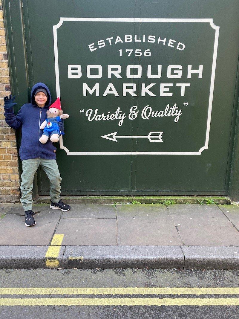 image - borough market london