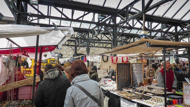 image - camden markets by jvl