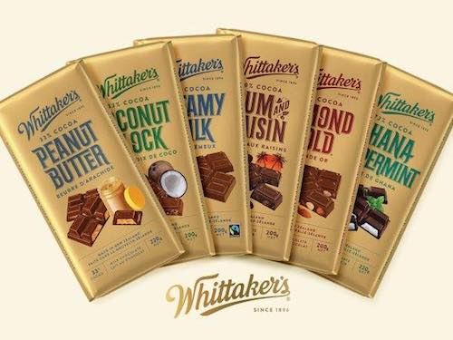 image - new zealand chocolate whittakers 500