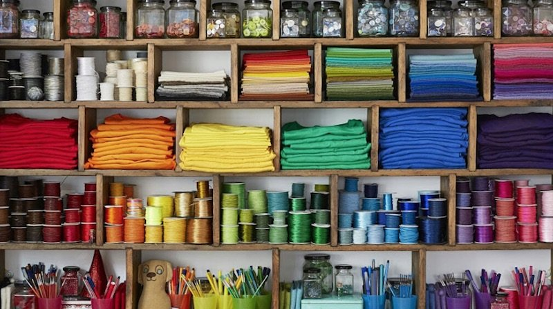 image - re-creation fabric shop london