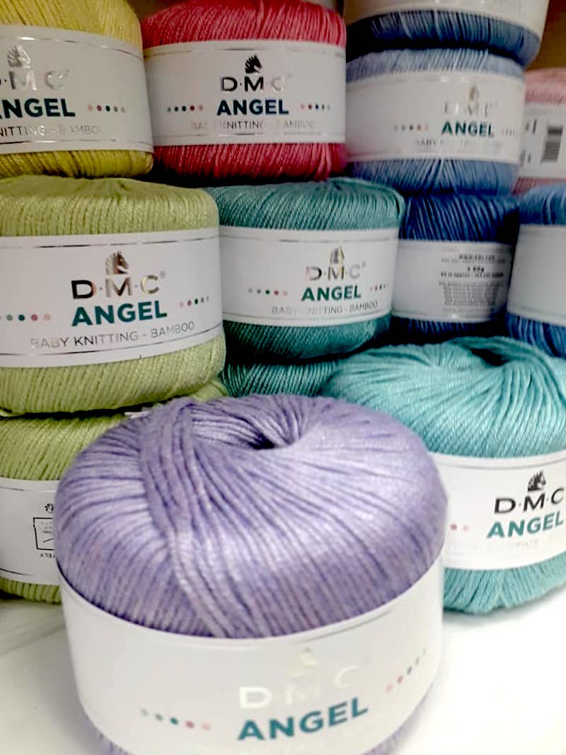 jj crafts angel bamboo yarn pic