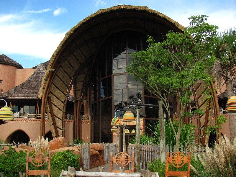 kidani village at animal kingdom lodge pic by loren javier