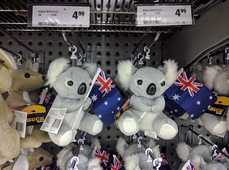 koala stuffed toys pic