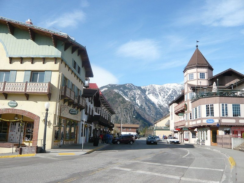 leavenworth washington pic by JB Colorado