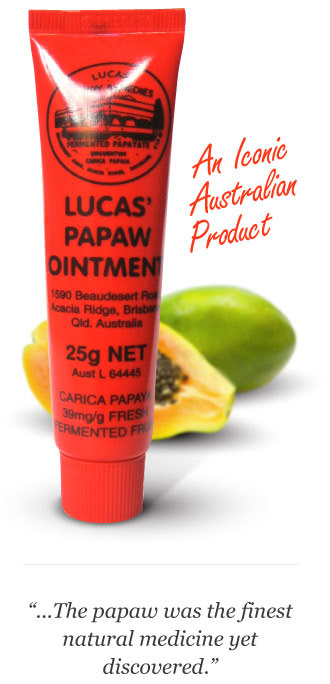 paw paw ointment pic