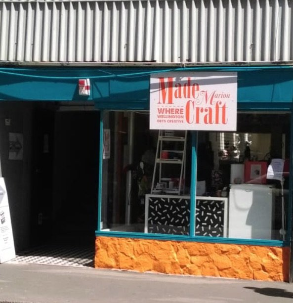 craft stores in new zealand pic
