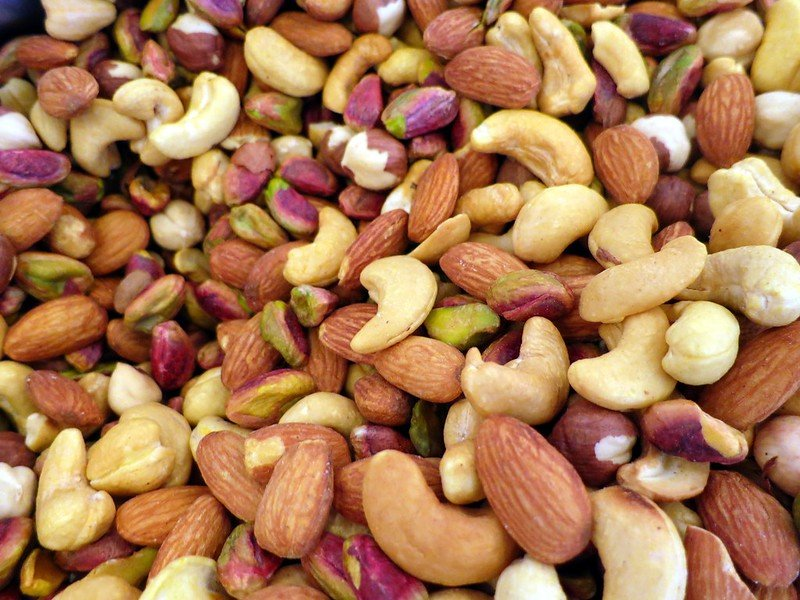 mixed nuts by ruth hartnup