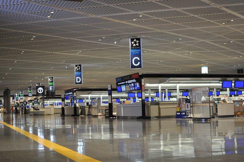 narita airport for pocket wifi by kentarao iemoto