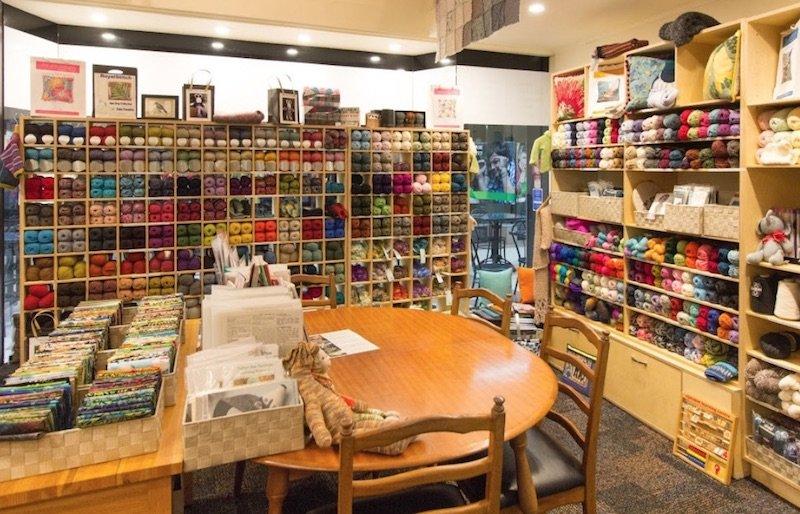 new zealand fabrics and yarn