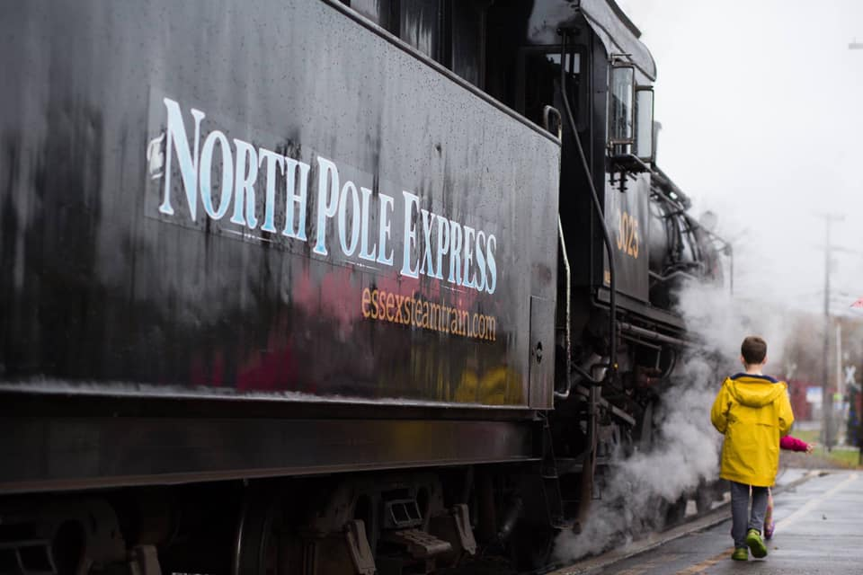 north pole express essex pic
