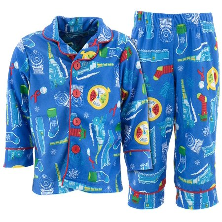 polar express pajamas pic