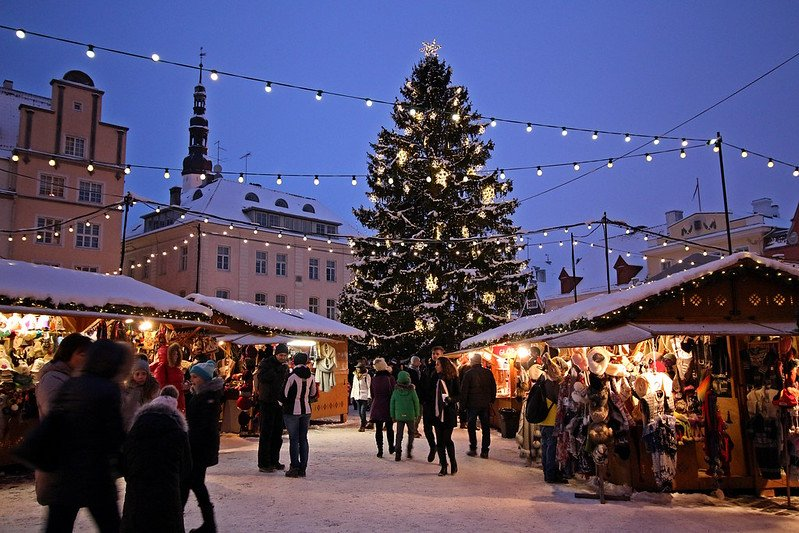 tallinn christmas market by marit and toomas hinnosaar