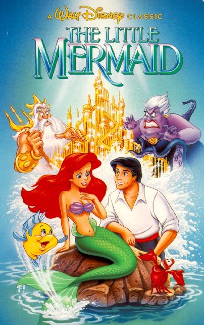 the little mermaid poster pic