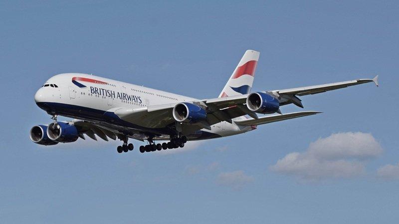 toddler plane activities on british airways
