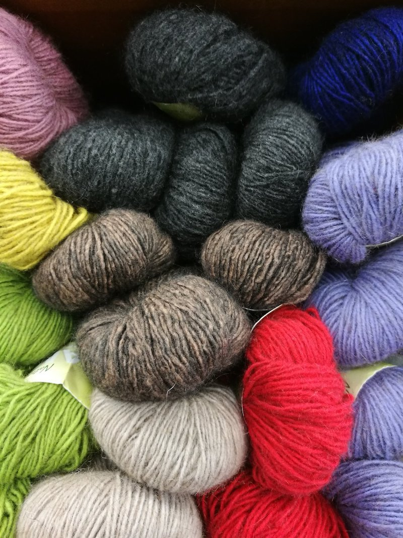 wool n things yarn