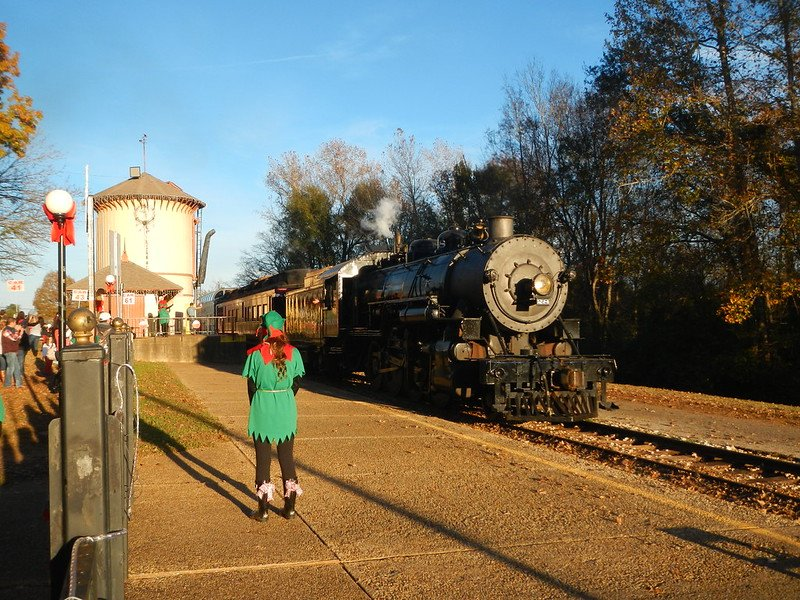 Polar express palestine tx by michael gras