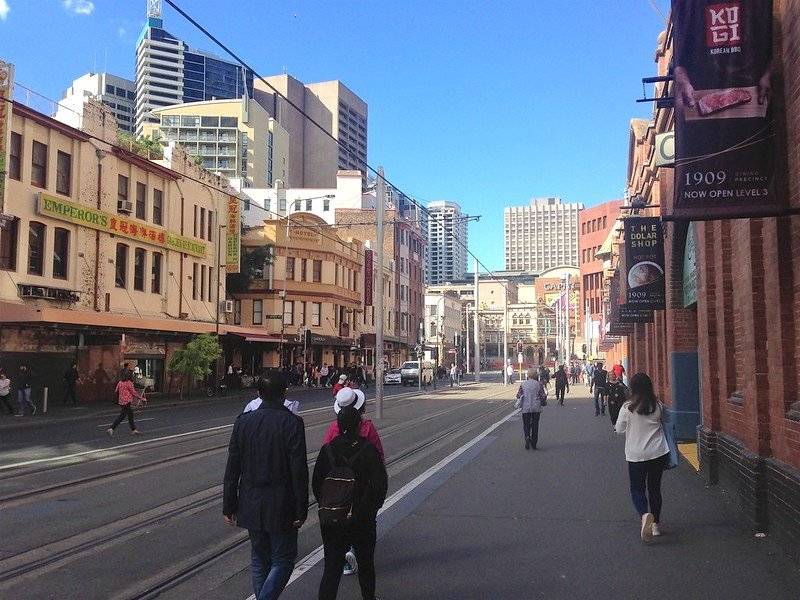 hay street chinatown by philip mallis