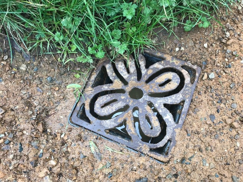 hobbiton movie set tours in new zealand - flower drain pic